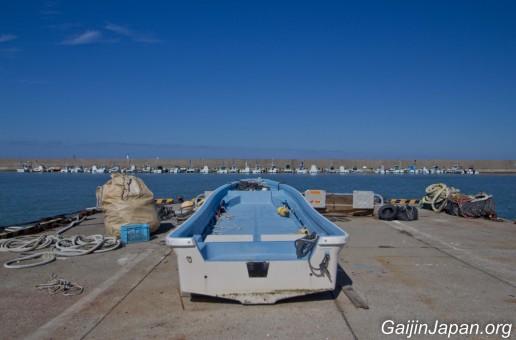 Hashidate, le pittoresque port de pêche