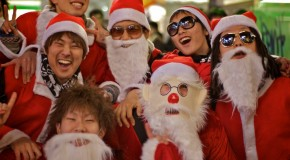 Noël 2015 : liste de cadeaux Japon