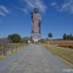 Ushiku Daibutsu le plus grand bouddha du monde (16)
