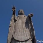 Ushiku Daibutsu le plus grand bouddha du monde (24)