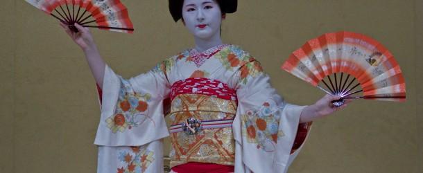 Gion Corner, 7 arts traditionnels japonais font leur show