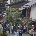 Tsugamo-juku Japon (4)