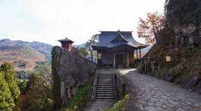 Yamadera, le temple à flanc de montagne