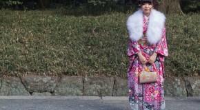 Seijin no Hi 2016, des kimono par dizaines au Meiji  Jingu