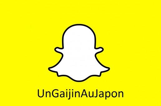 Les comptes Snapchat Japon à suivre