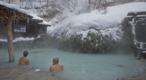 Nyuto Onsen, les 7 onsen dans la montagne