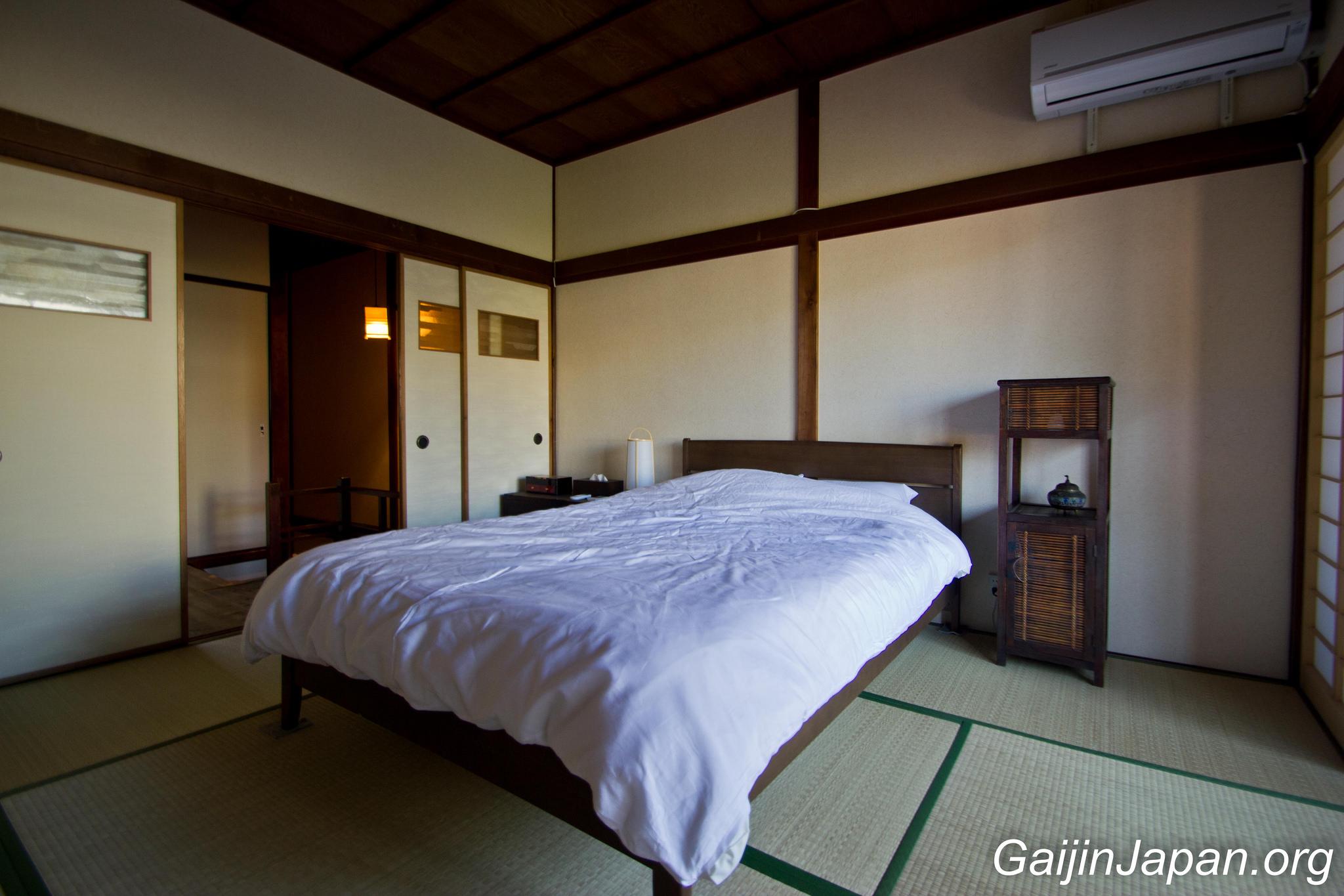 Location maison japon