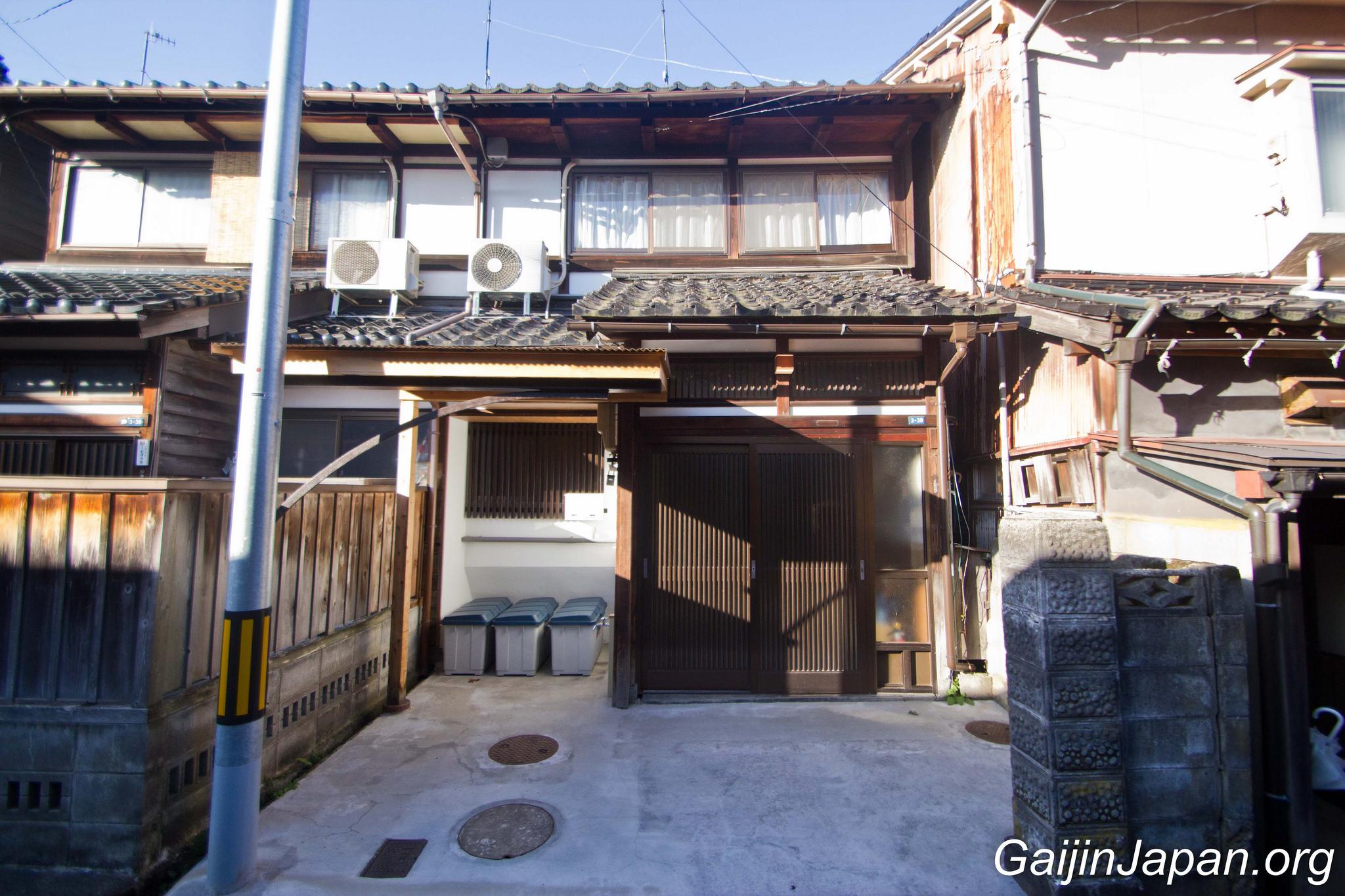Louer une maison au Japon Japon Facile