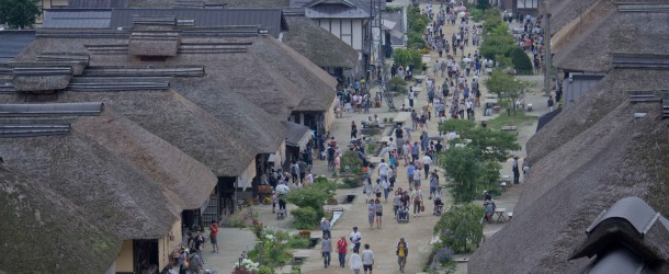 23,9 Millions de touristes pendant la Golden Week 2016, un record !
