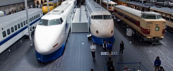 SCMAGLEV and Railway Park, le musée des trains japonais