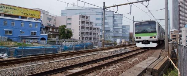 Loyer moyen autour de la Yamanote Line en 2016