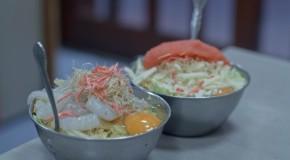 Umami, le goût savoureux des plats japonais