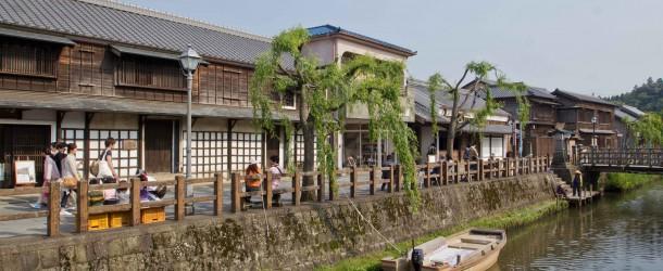 Sawara Honmachi, Koedo plus prospère qu'Edo