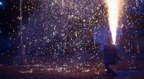 Tezutsu Hanabi, le feu d'artifice japonais fait main