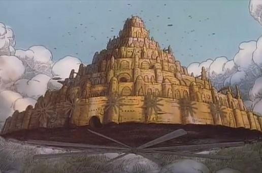 Le château dans le ciel – Analyse