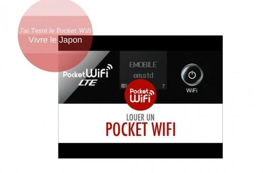 Vivre le Japon Pocket Wifi: j'ai testé