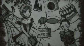 Maid Café in Akihabara : j'y ai fêté mon anniversaire