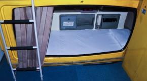 Tokyo Capsule Hotel à Asakusa : Une semaine dans une boîte