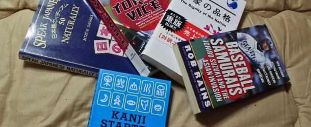 Une vente de livres pour Tohoku
