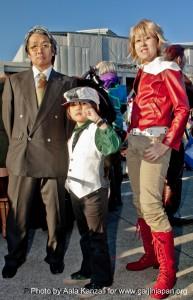 comiket 81 tokyo japan - family