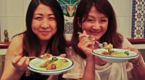 Soirée Tunisienne dans un restaurant à Tokyo
