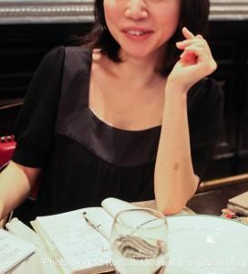 japanese student, étudiante japonaise