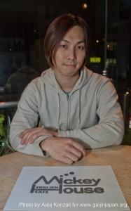 yuta mickey house international cafe takadanobaba tokyo