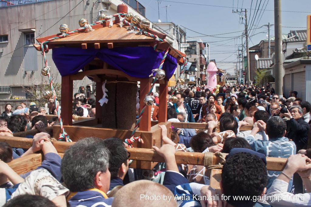 kanamara matsuri, iron penis festival, kawasaki