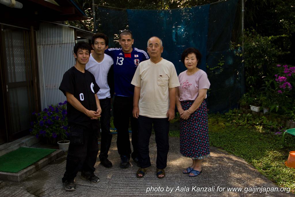 ashio dozan - family