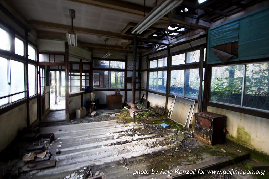 ashio dozan - - huts