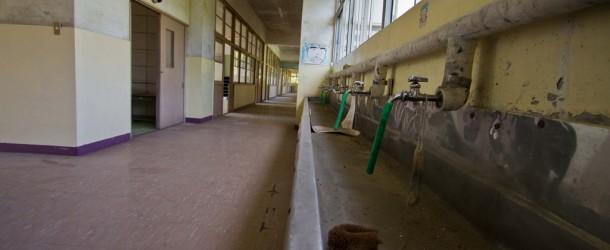 Ecole abandonnée : j'en ai visité une à Ashiomachi