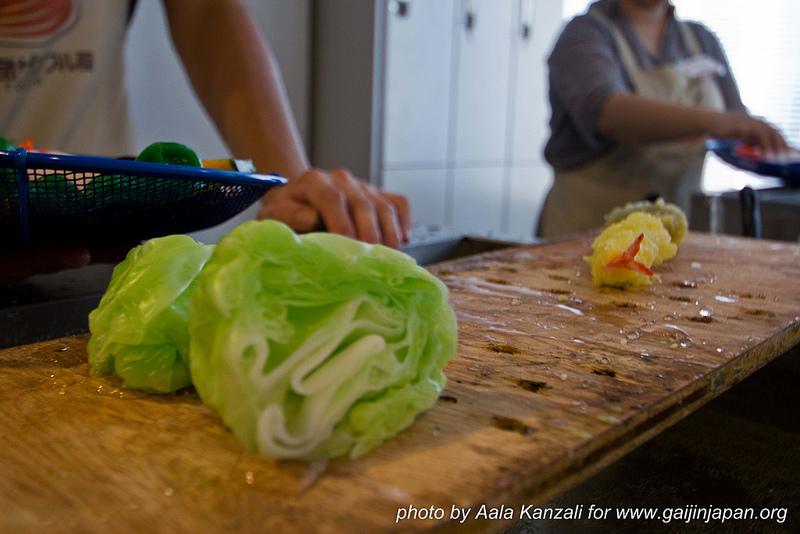 Un gaijin au japon j ai appris cuisiner japonais en cire un gaijin au japon - Apprendre a cuisiner japonais ...