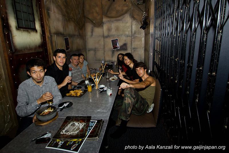 lockup shibuya tokyo japon - groupe