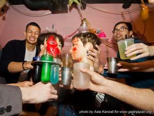 Alcatraz ER Shibuya - cheers