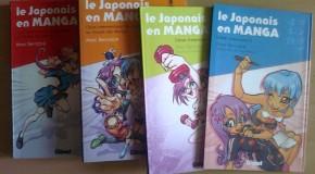 Le japonais en manga – la collection complète