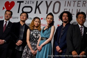 TIFF 2013 - Chiaki Kuriyama et autres