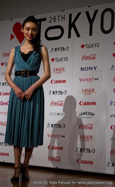 TIFF 2013 - chiaki kuriyama
