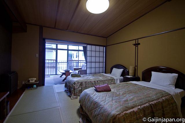 Où se loger au Japon pendant un voyage | Un Gaijin au Japon
