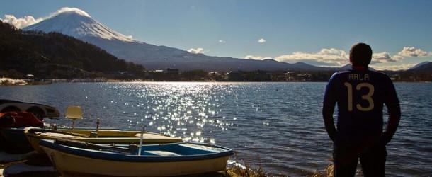 Mont Fuji – Kawaguchiko : sous le signe du soleil