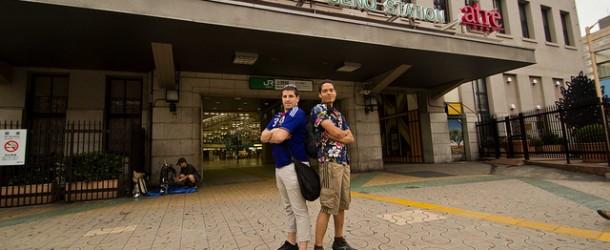 Tokyo – Yokohama à pieds : et si on faisait mentir Google ?