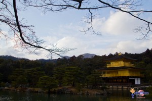 kyoto - pavillon doré