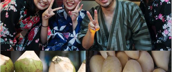 Les japonais sont-ils des mangues ou des noix de coco ?