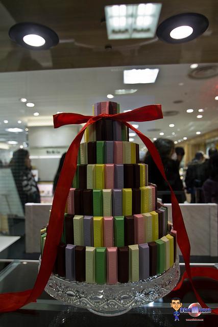 kitkat chocolatory ikebukuro tokyo pyramide de kitkat