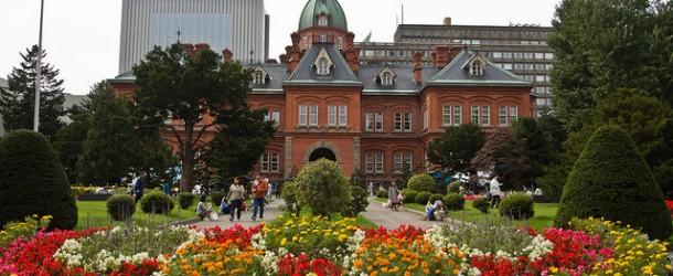 Week-end à Sapporo : dans la ville accueillante du Nord