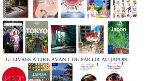 15 Livres à lire avant un voyage au Japon