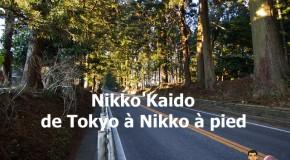 Nikko Kaido : la route pour aller de Tokyo à Nikko