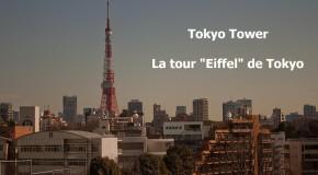 Tokyo Tower : la tour « Eiffel » de Tokyo