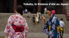 Un Yukata japonais : le kimono d'été