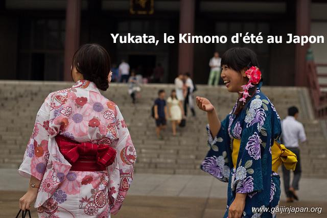 f7695b424fe4 Un Yukata japonais   le kimono d été   Un Gaijin au Japon