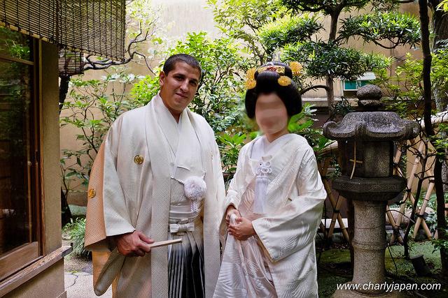 \u2026et je me suis marié au Japon \u2013 récit et photos